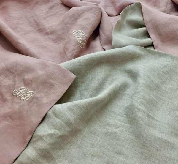 MOON Linen Passion Bettwäsche aus Leinen -LoftMarkt