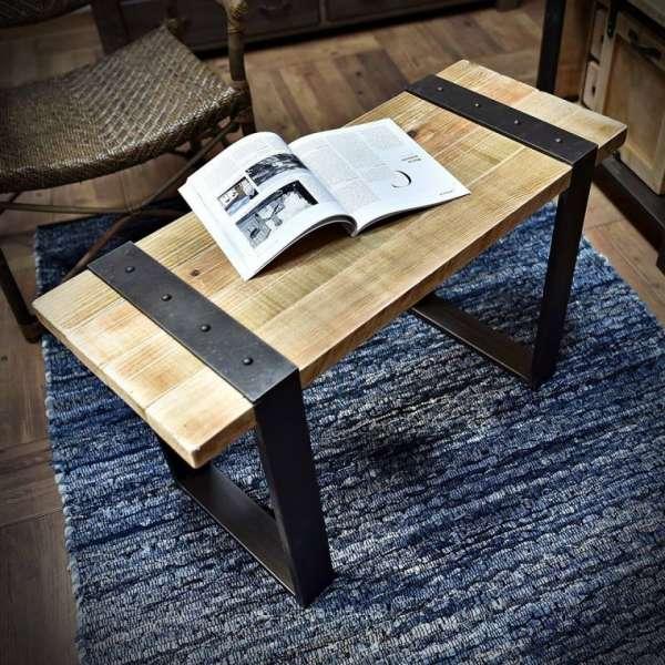 FACTORY Bank, Konsole, Tisch - Loft Industriedesign