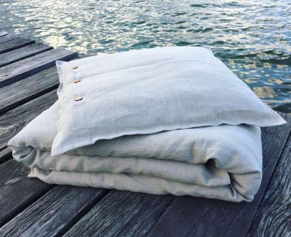 SCANDI Leinen Passion Bettwäsche aus Leinen